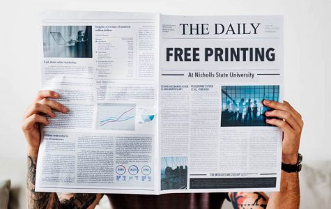 Future SGA program will give students free printing