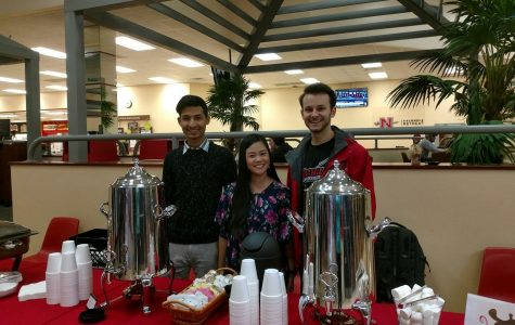 SPA welcomes students back to campus with Café Du Nicholls