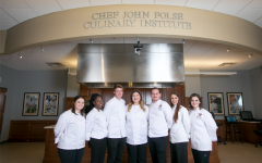 Seven culinary students selected to study in France this summer