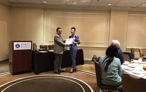 Nicholls professor wins first runner up in marketing competition