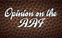 Opinion: Why you should give the AAF a shot