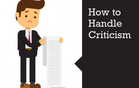 Criticism can be helpful