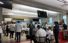 Culinary students attend career day for local jobs and internships