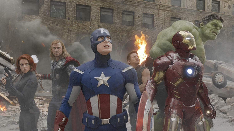 Image © Marvel - 2012
