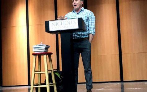 """Colonel Catholics host Jason Evert's talk on """"How to Save Your Marriage Before You're Married"""""""