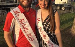2019 Mr. and Ms. Nicholls announced at Crawfish Day