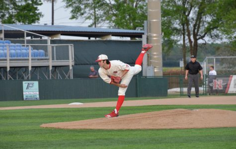 Baseball focuses on self-improvement ahead of Southeastern series
