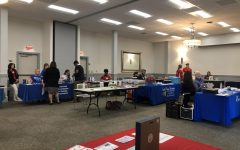 University Counseling Center hosts health and wellness fair