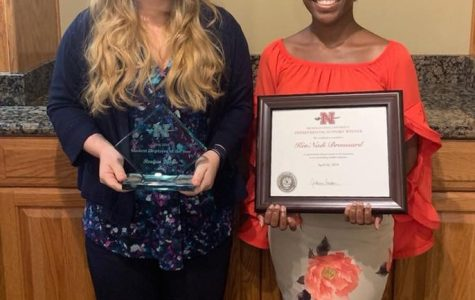 Nicholls announces 2019 Student Employee of the Year