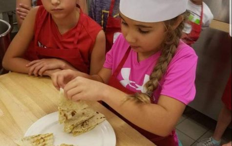 Culinary and continuing education department to host culinary summer camp