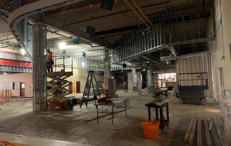 Nicholls State University continues campus renovations