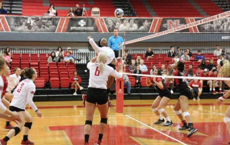 Colonels volleyball team prepares for a trip to Georgia