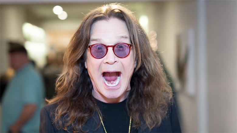 Ozzy Osbourne © Getty