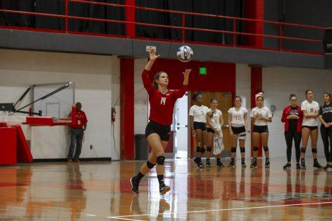 Volleyball Spotlight: Jennifer Olivarez