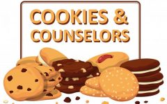"Counseling Center's new program ""Cookies with Counselors"""