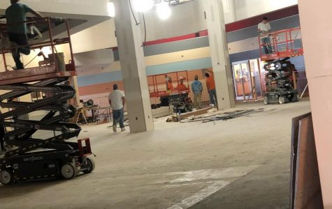 Student Union renovations expected to be completed by early October