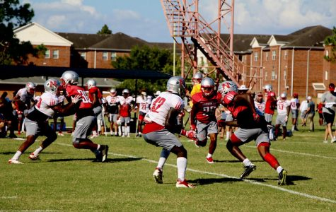 Football team looks to learn and move on after loss