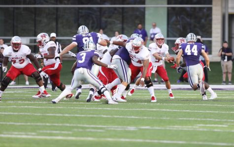 Nicholls football recap against the Kansas State University Wildcats