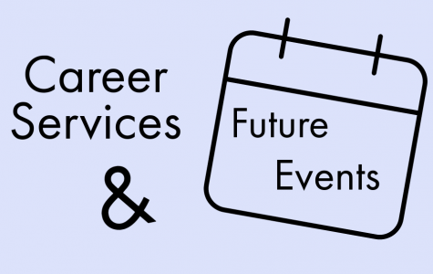 Future events that will be offered by career services