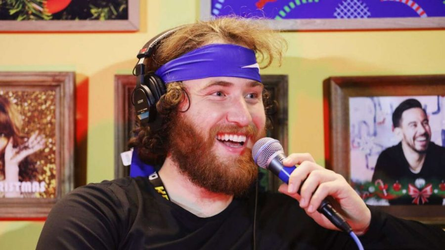 Mike Posner finishes his walk across America