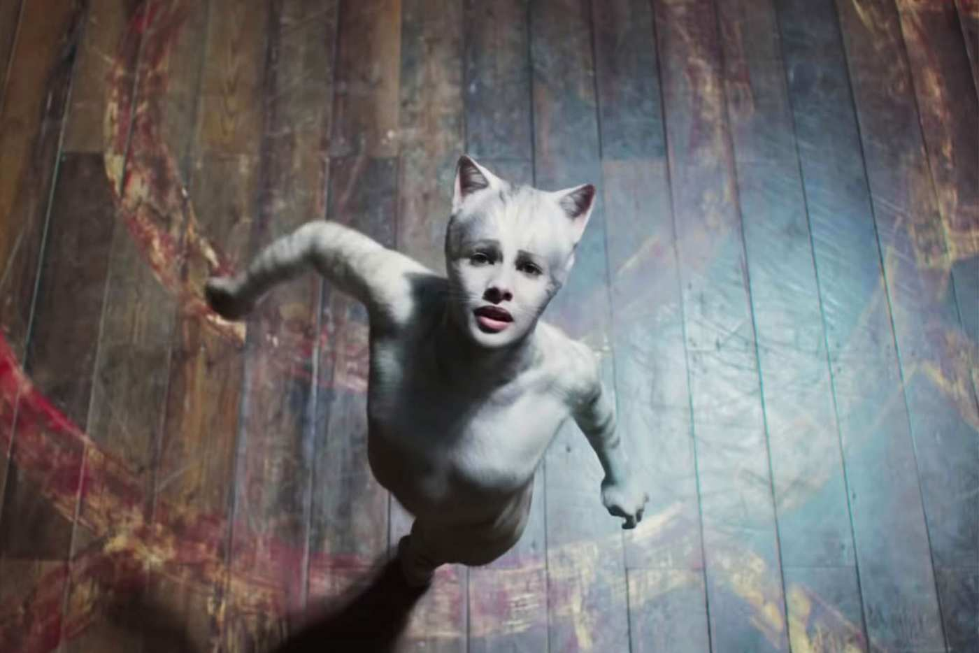 Idris Elba is a cat in a hat in new Cats trailer