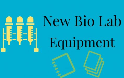 SGA Legislation provides biology students with updated lab equipment