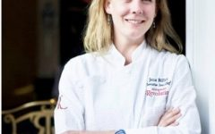 Nicholls alumna has returned to the Chef John Folse Culinary Institute