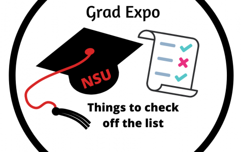 Things to check off the list while going to Grad Expo