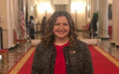 SGA president travels to Washington D.C.