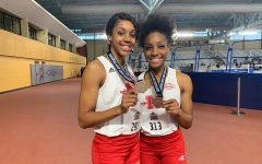 Nicholls track and field teams break personal records