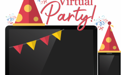 Five virtual party ideas for your socially-distanced birthday