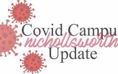Update of COVID-19 cases on campus