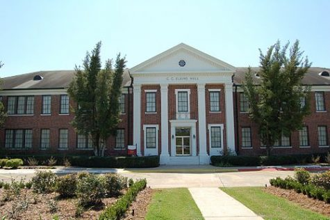 Nicholls State University announces design group for a coastal center on campus