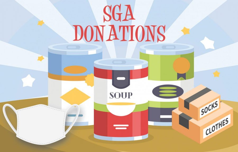 SGA to donate goods and PPE for Hurricane Laura relief