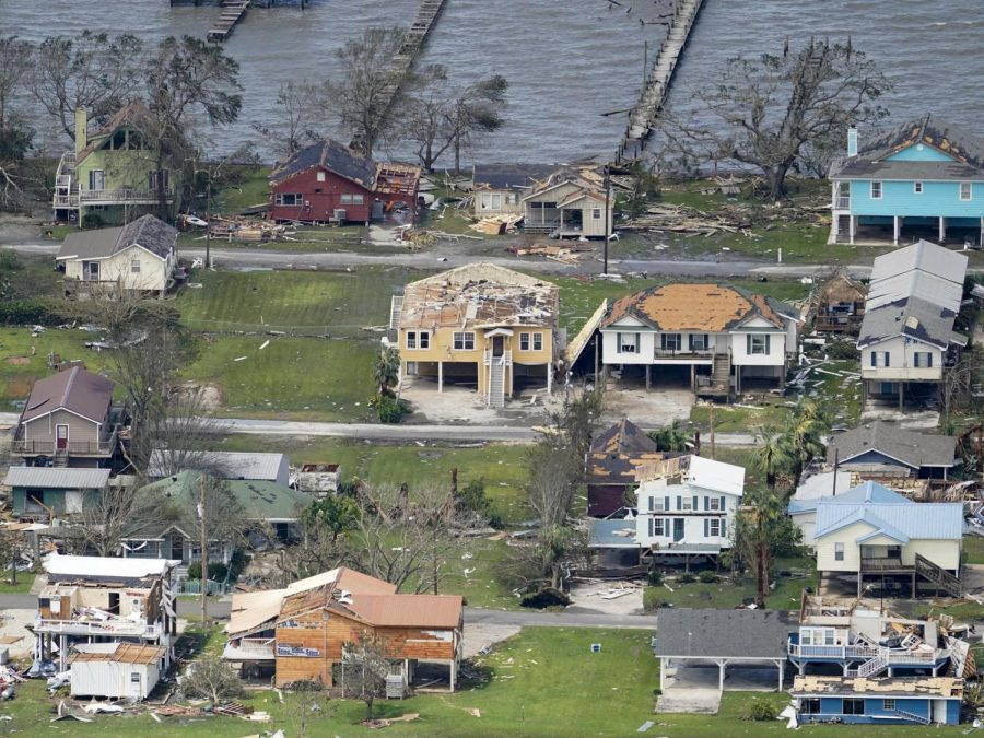 Hurricane+Delta%E2%80%99s+impact+over+Louisiana