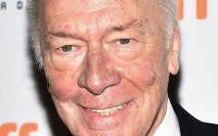 Actor Christopher Plummer attends the
