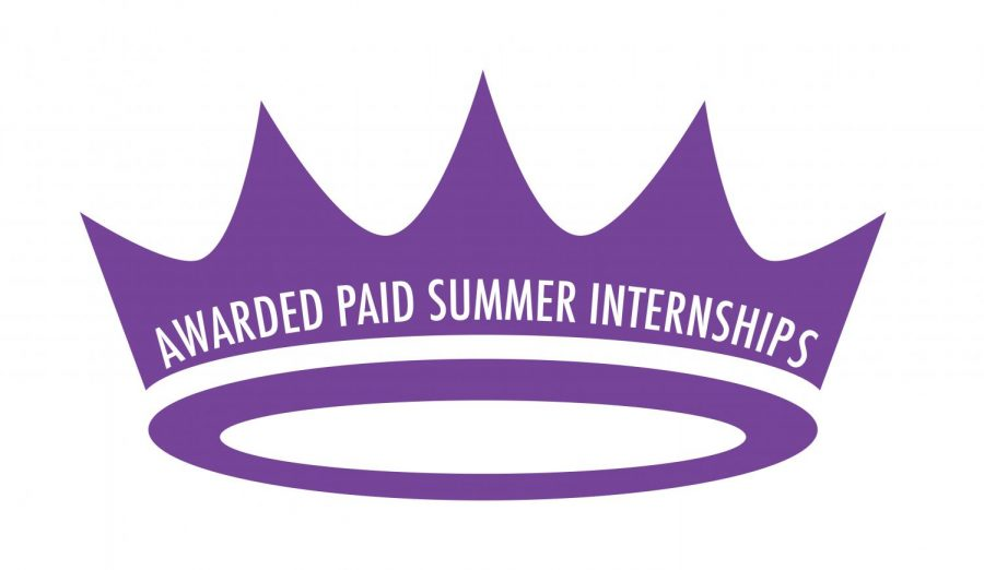 Three Nicholls CROWN mentees rewarded paid Summer internship