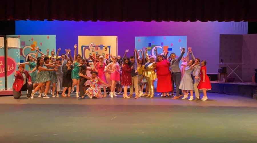 Hairspray the Musical is on campus!